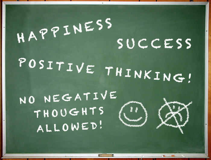 The Mantra of Success – Think Positive